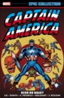Captain America Epic Collection: Hero Or Hoax? - Book