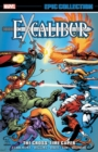 Excalibur Epic Collection: The Cross-time Caper - Book