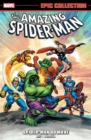 Amazing Spider-man Epic Collection: Spider-man No More - Book