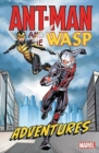 Ant-man And The Wasp Adventures - Book