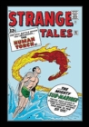 Human Torch: Strange Tales - The Complete Collection - Book
