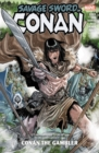 Savage Sword Of Conan: Conan The Gambler - Book
