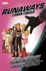 Runaways By Rainbow Rowell Vol. 5: Cannon Fodder - Book