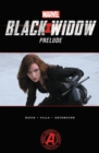 Marvel's Black Widow Prelude - Book