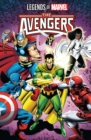 Legends Of Marvel: Avengers - Book