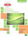 Lab Manual for Andrews' A+ Guide to IT Technical Support, 9th Edition - Book