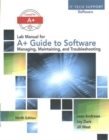 Lab Manual for Andrews' A+ Guide to Software, 9th - Book