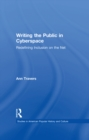 Writing the Public in Cyberspace : Redefining Inclusion on the Net - eBook
