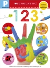 Pre-K Skills Workbook: 123 (Scholastic Early Learners) - Book