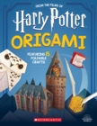 Origami: 15 Paper-Folding Projects Straight from the Wizarding World! (Harry Potter) - Book