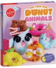 Sew Your Own Donut Animals - Book