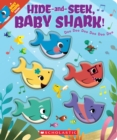 Hide-and-Seek, Baby Shark! (BB) - Book