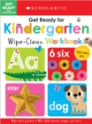 Get Ready for Kindergarten Wipe-Clean Workbook: Scholastic Early Learners (Wipe Clean) - Book