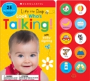 Look Who's Talking!: Scholastic Early Learners (Sound Book) - Book
