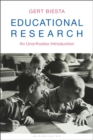 Educational Research : An Unorthodox Introduction - Book