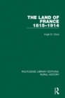 The Land of France 1815-1914 - eBook