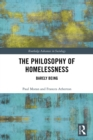 The Philosophy of Homelessness : Barely Being - eBook