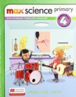Max Science primary Student Book 4 : Discovering through Enquiry - Book