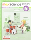 Max Science primary Workbook 4 : Discovering through Enquiry - Book