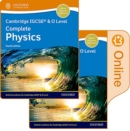 Cambridge IGCSE (R) & O Level Complete Physics: Print and Enhanced Online Student Book Pack Fourth Edition - Book