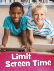 Limit Screen Time - Book