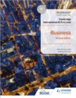 Cambridge International AS & A Level Business Second Edition - Book