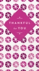 Thankful for You - Book