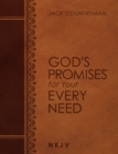 God's Promises for Your Every Need NKJV (Large Text Leathersoft) - Book