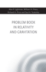 Problem Book in Relativity and Gravitation - eBook