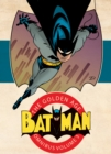 Batman: The Golden Age Omnibus Vol. 3 - Book