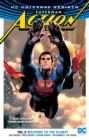Superman: Action Comics Vol. 2 Welcome to the Planet (Rebirth) - Book