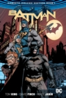 Batman The Rebirth Deluxe Edition Book 1 - Book