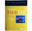 Amer Inside Out Pre Int SB - Book