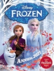 Disney Frozen Annual 2021 - Book