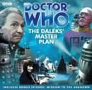 Doctor Who: The Daleks' Master Plan - eAudiobook