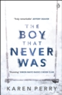 The Boy That Never Was - Book