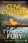 Typhoon Fury : Oregon Files #12 - Book