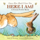 Guess How Much I Love You: Here I Am A Finger Puppet Book : Here I Am! A Finger Puppet Book - Book