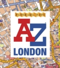 A-Z London: Panorama Pops - Book