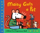 Maisy Gets a Pet - Book