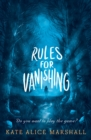 Rules for Vanishing - Book