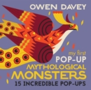 My First Pop-Up Mythological Monsters - Book