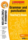 Grammar and Punctuation Year 6 - Book