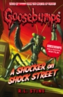 A Shocker on Shock Street - Book