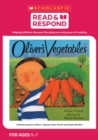 Oliver's Vegetables - Book