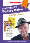 Pie Corbett's Poetry Spine Teacher's Guide - Book