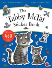 The Tabby McTat Sticker Book - Book