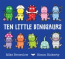 Ten Little Dinosaurs - Book