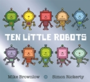 Ten Little Robots - Book