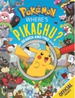 Where's Pikachu? A Search and Find Book : Official Pokemon - Book